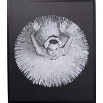Cuadro Dancing Ballerina 120x100cm