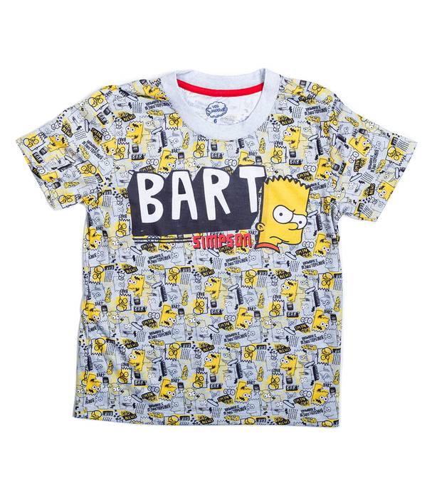 Camiseta Niño Los Simpsons