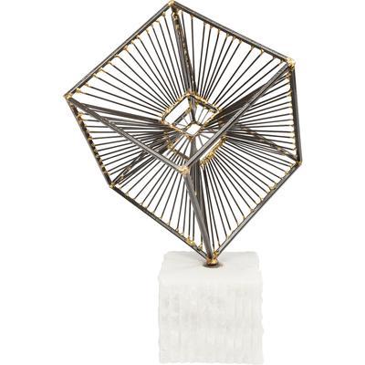 Objeto decorativo Cube Sphere