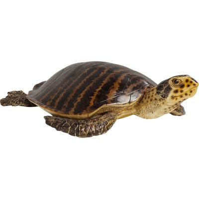 Objeto decorativo Water Turtle gr.