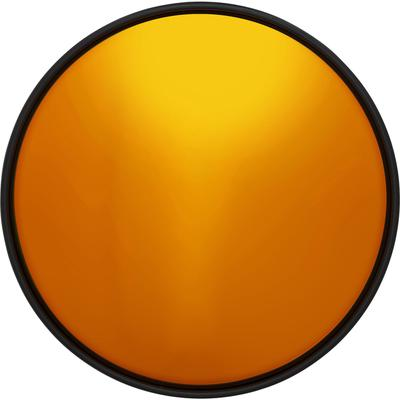 Espejo Celebration naranja Ø60cm