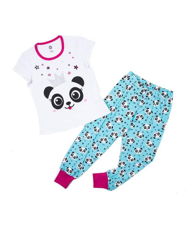 Pijama  Niña mic