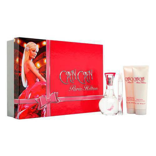 Perfume Set Can Can 3.4 L 4 Pzas 7852