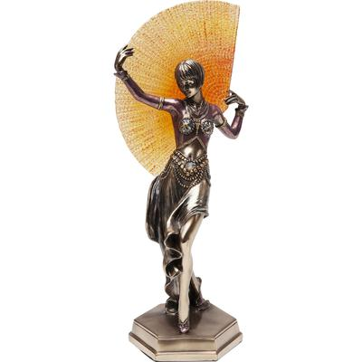 Objeto decorativo Art Deco Lady