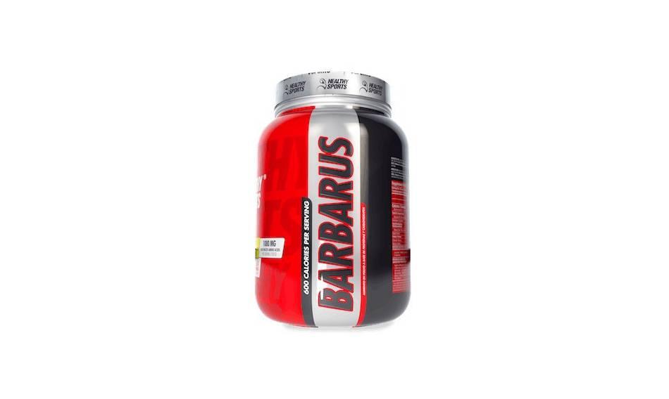 Proteína Hipercalórica HEALTHY SPORTS BARBARUS 2 Libras