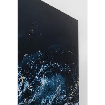 Cuadro cristal Blue Portal 150x100cm