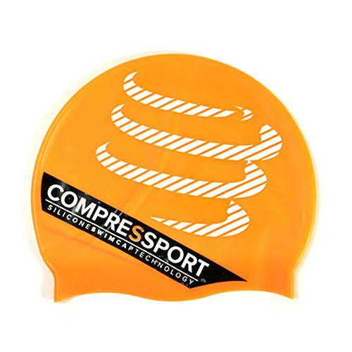 Swimming Cap Orange - Compressport