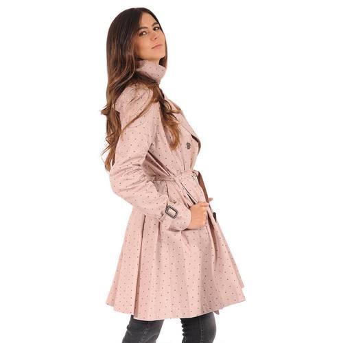 Chaqueta Danette Color Siete Para Mujer - Rosado