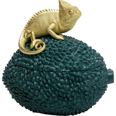 Caja decorativa Chameleon 20cm