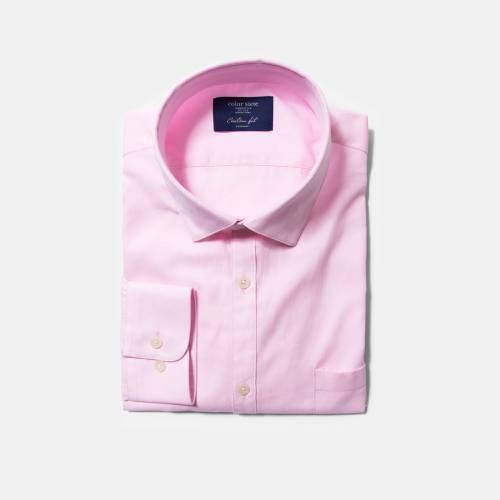 Camisa Color Siete para Hombre CM0117LPK -  Rosado