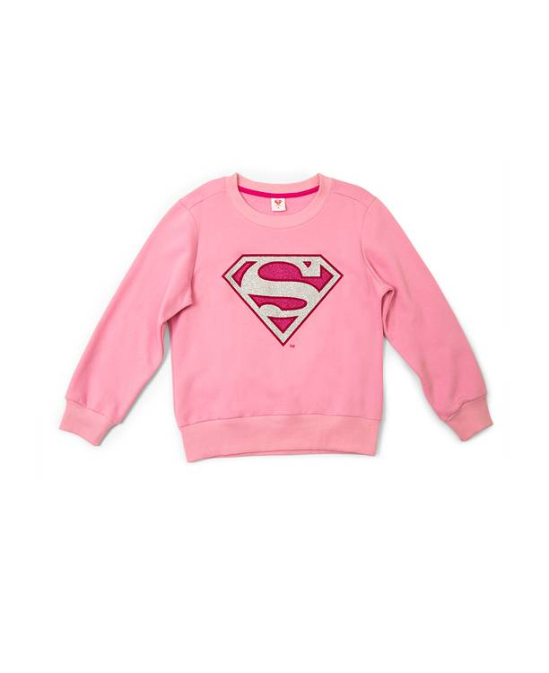 Buzo Niña Supergirl