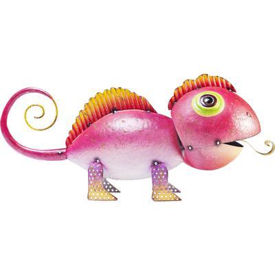 Figura decorativa Dino rojo