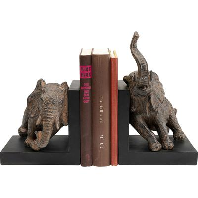 Sujetalibros Elephants 42cm (2/Set)