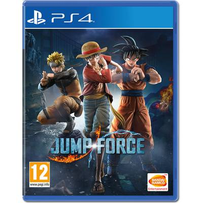 Jump Force PS4 Edicion Estandar