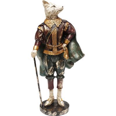 Objeto decorativo Musketeer Fox