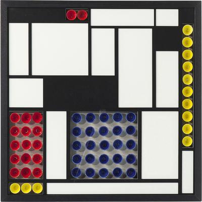Cuadro Squares Colore 80x80cm