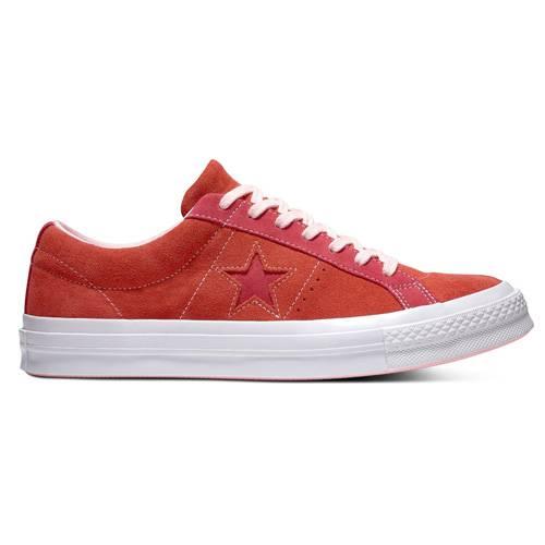 Zapatos One Star Enamel Red-Pink Pop-Arctic Pun