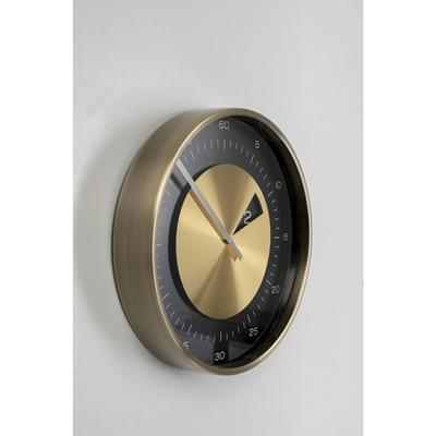 Reloj pared Cut Numbers Ø30cm