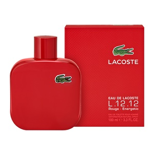 L 12 12 Rouge Men Lacoste Edt 100Ml