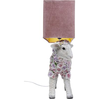 Lámpara mesa Animal Flower Sheep 64cm