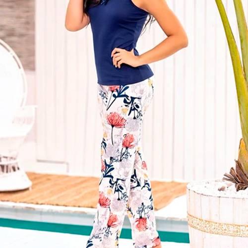 Pijama Azul - 11368
