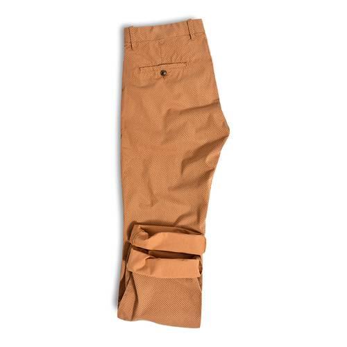 Pantalon Chelsea Color Siete para Hombre - Cafe