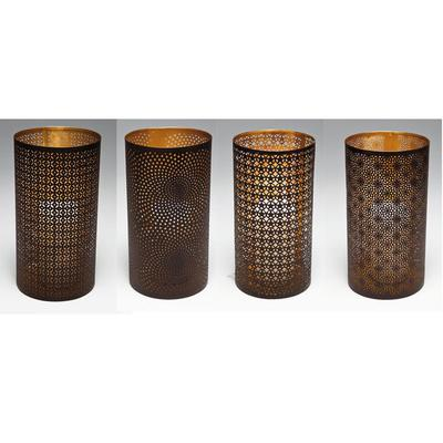 Portavelas Ethno Style 25cm -varios