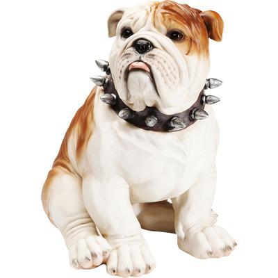 Alcancía Watching Bulldog