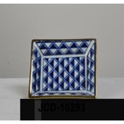 Cenicero Mosaico azul