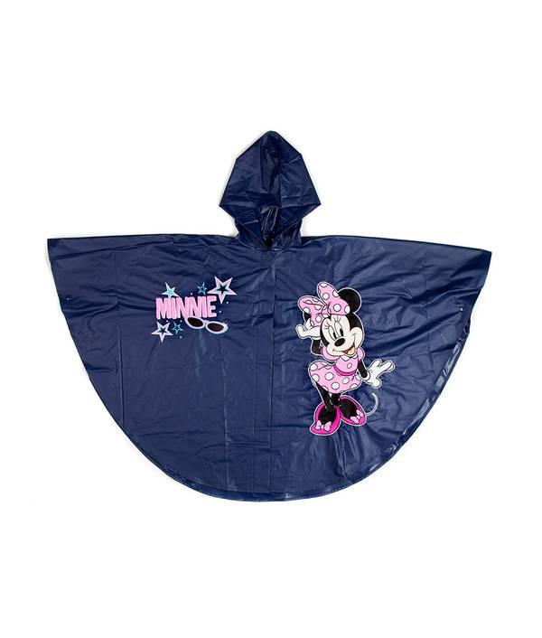 Capa de Lluvia Minnie