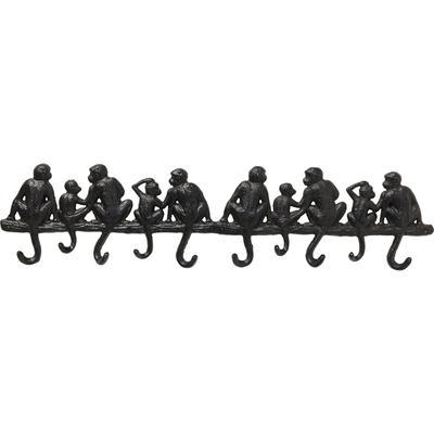Perchero pared Monkey Family gr.