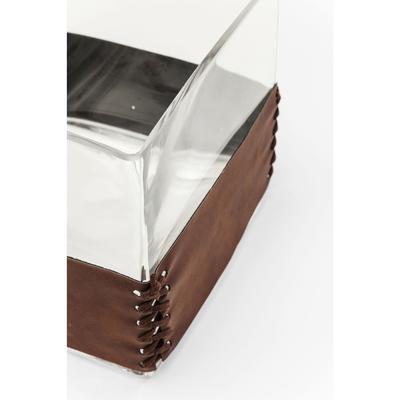 Vasija String Visible cuadrado 15cm
