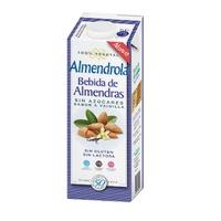 Almendrola Bebida de Almendras Sin Azucar Vainilla 1 Lt