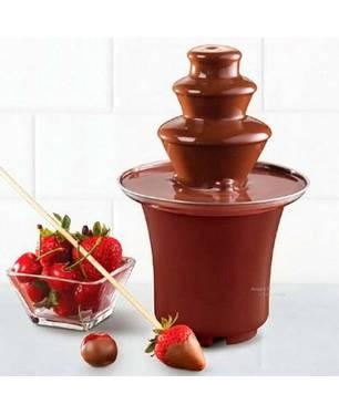 Mini Chocolatera De 2 Pisos