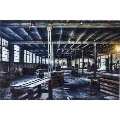 Cuadro cristal Factory 100x150cm