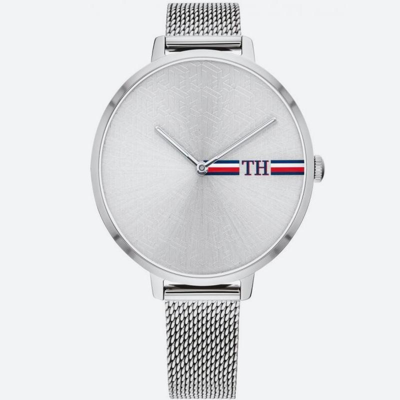 Reloj análogo plata-plateado 2157