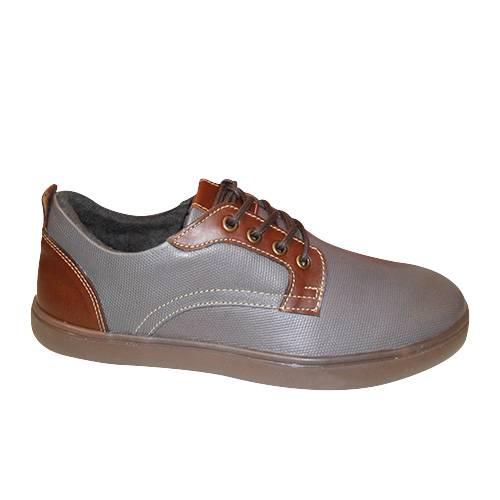 Zapato Casual Gris