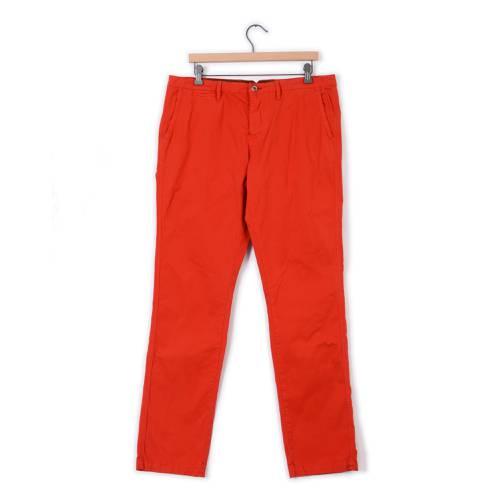 Pantalon Rosé Pistol Para Hombre  - Naranja