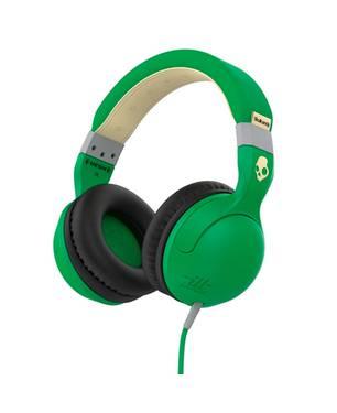 Audífonos Hesh 2.0 Ill Famed/Green/Cream Mic1 Verde Hy-465 Verde - Skullcandy