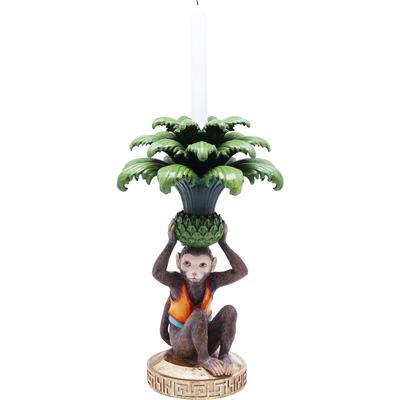 Portavelas Monkey Palm