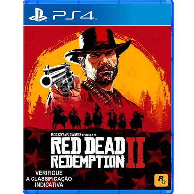 Red Dead Redemption 2 PS4 Edicion Estandar
