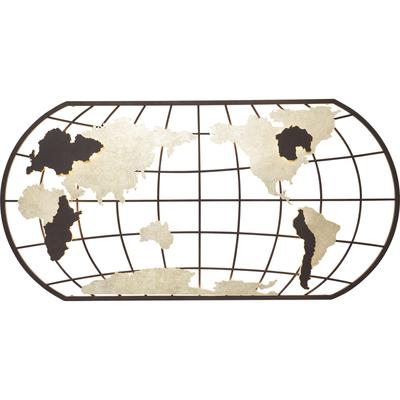 Lámpara pared Earth Grid 120x60cm