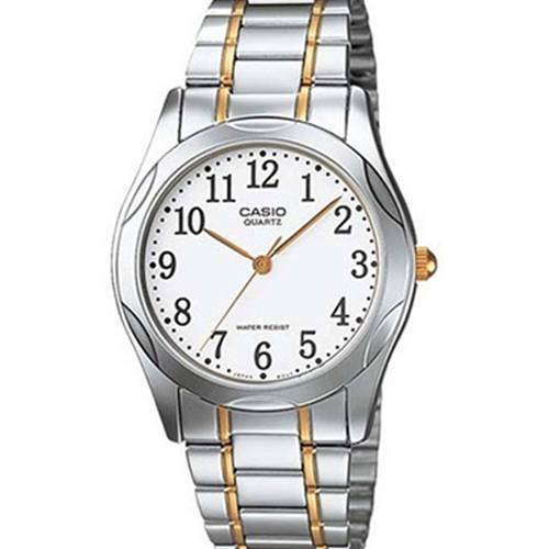 Reloj Análogo Blanco-Plateado G-7B - Casio