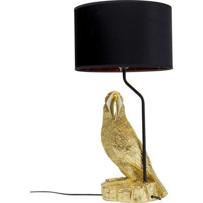 Lámpara mesa Toucan oro
