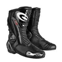 Botas Motorcycle Racing Negro