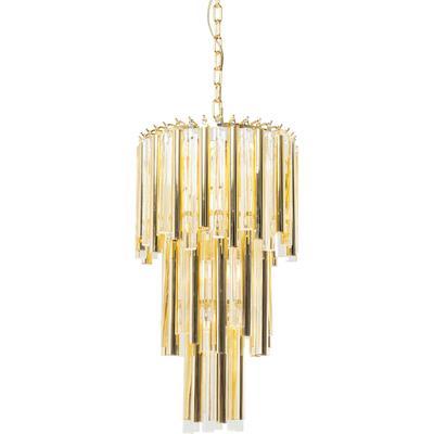 Lámpara Palazzo Pole oro Ø35cm