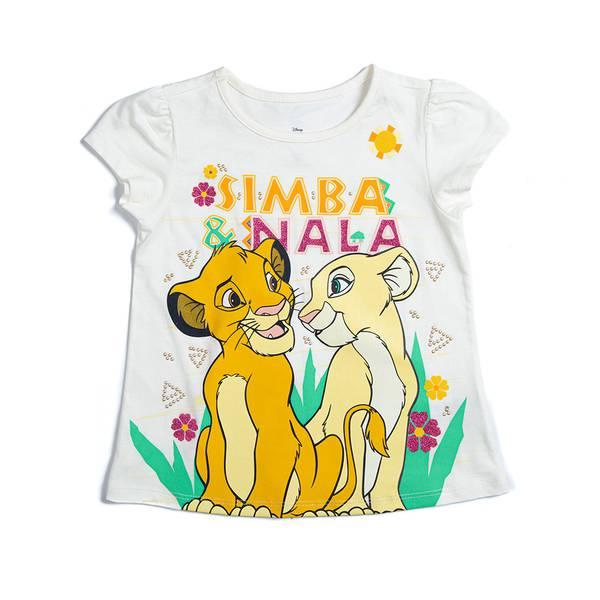 Camiseta Caminadora Rey León
