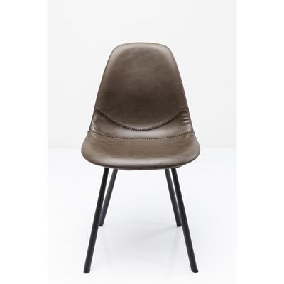 Silla Lounge gris