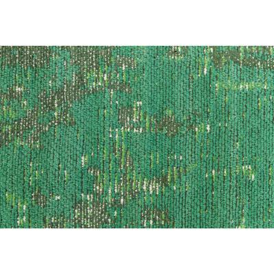 Alfombra Kelim Ornament verde 240x170cm
