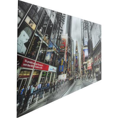 Cuadro cristal Broadway Avenue 160x60cm